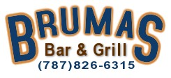 Brumas Bar & Grill - web site coming soon!